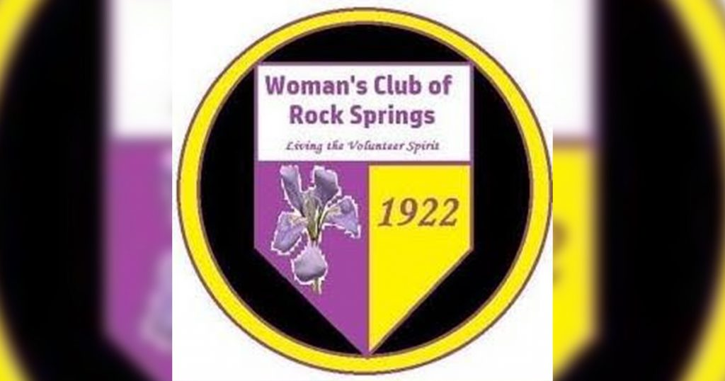 Women's History Month: Woman's Club of Rock Springs (Part 1)
