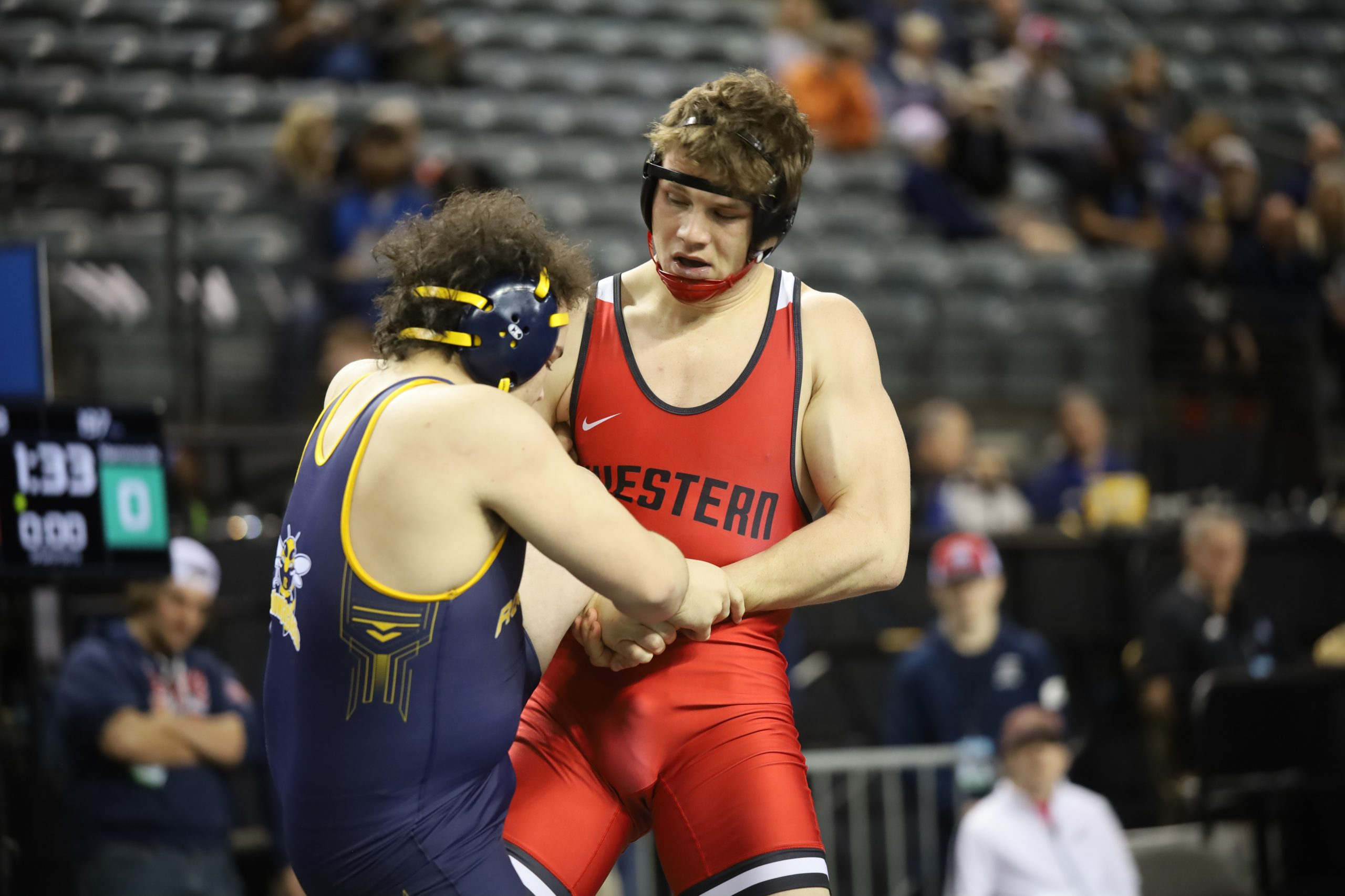 WWCC's Tomlinson Earns Trip to 2020 NJCAA Wrestling Championship Round