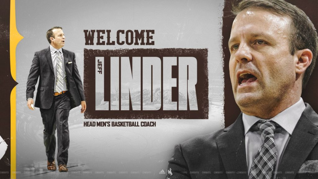 Cowboys Name Jeff Linder New Head Coach Over UW Basketball