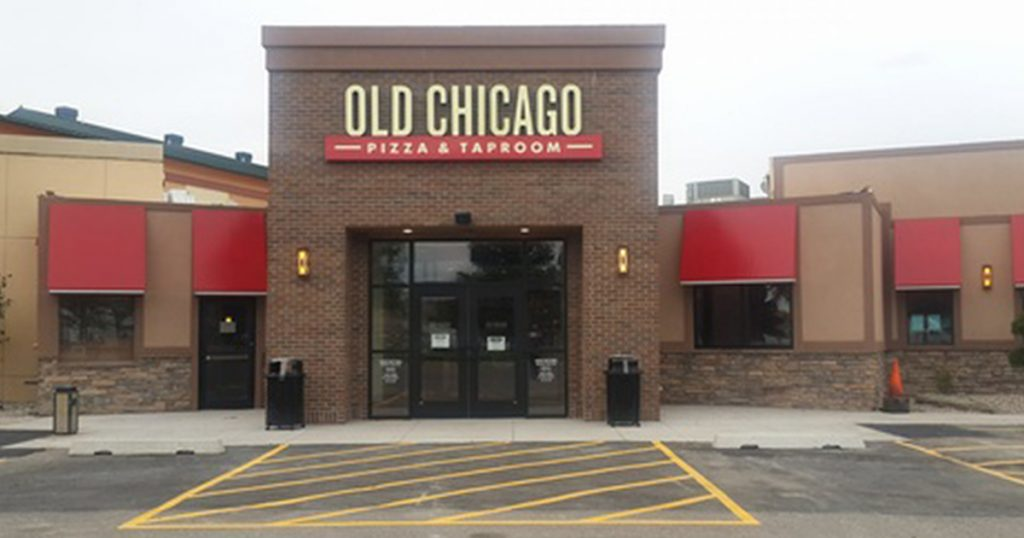Old Chicago Temporarily Closes Due to Forced Shut Downs