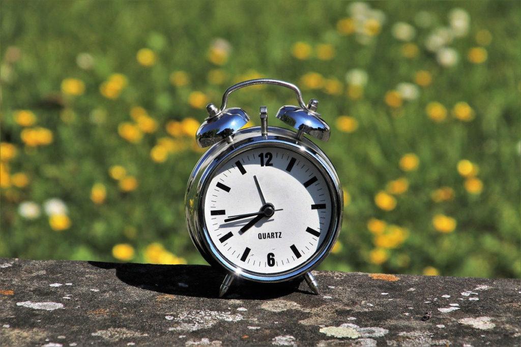 Year-Round Daylight Saving Time… Maybe