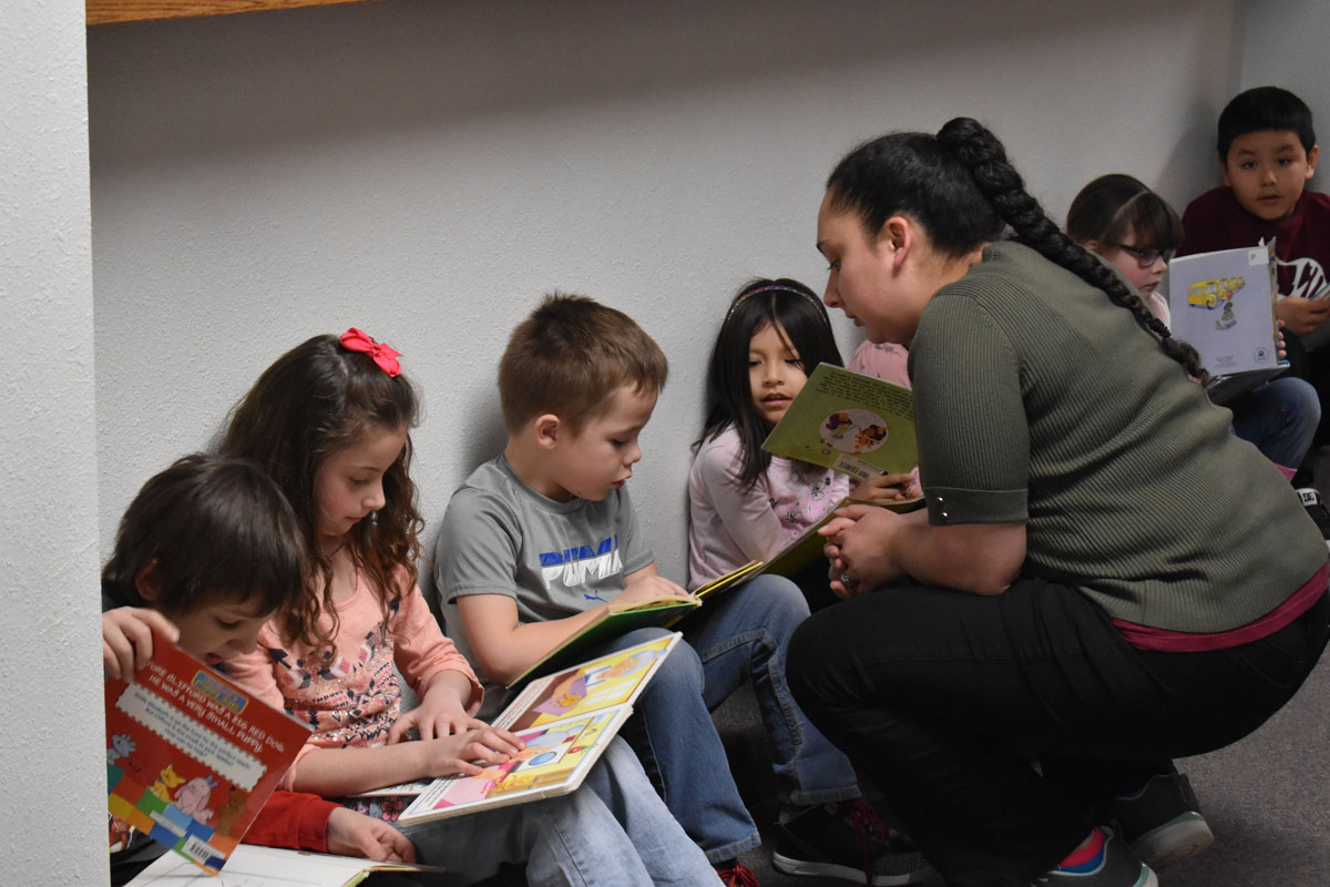 Kids Get Excited About Reading