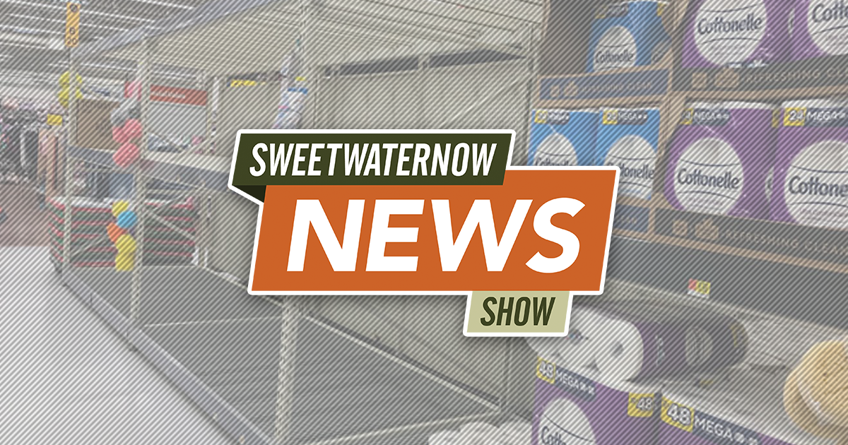 SweetwaterNOW News Show | [March 13, 2020]