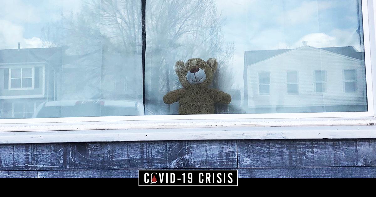 Teddy Bear Hunts Fight Boredom, Show Community