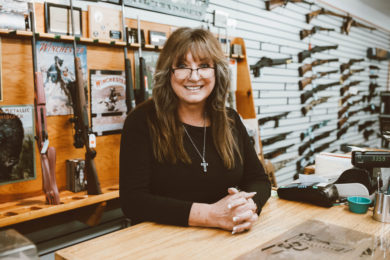 #HOMETOWN HUSTLE: Joni Depaola | Trailhead Guns