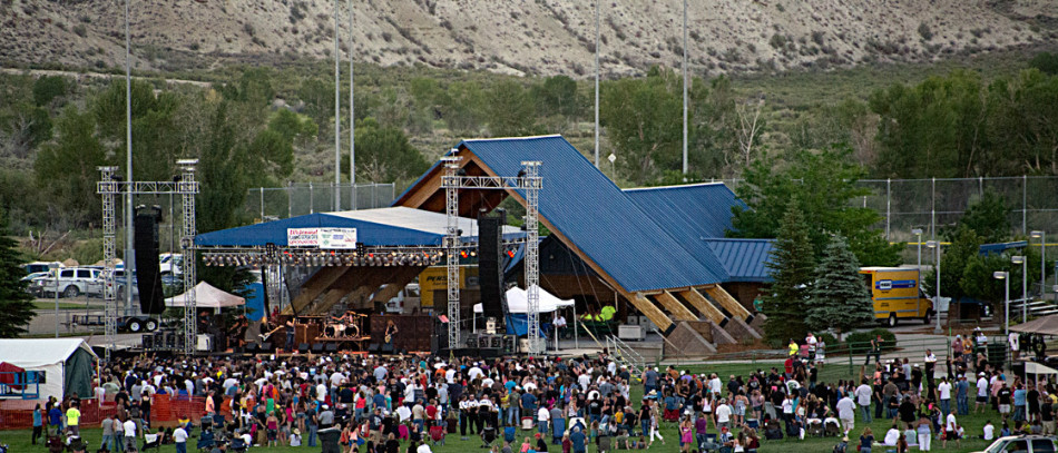 Get a jump on your Saturday Flaming Gorge Days plans with a look at the Saturday line-up