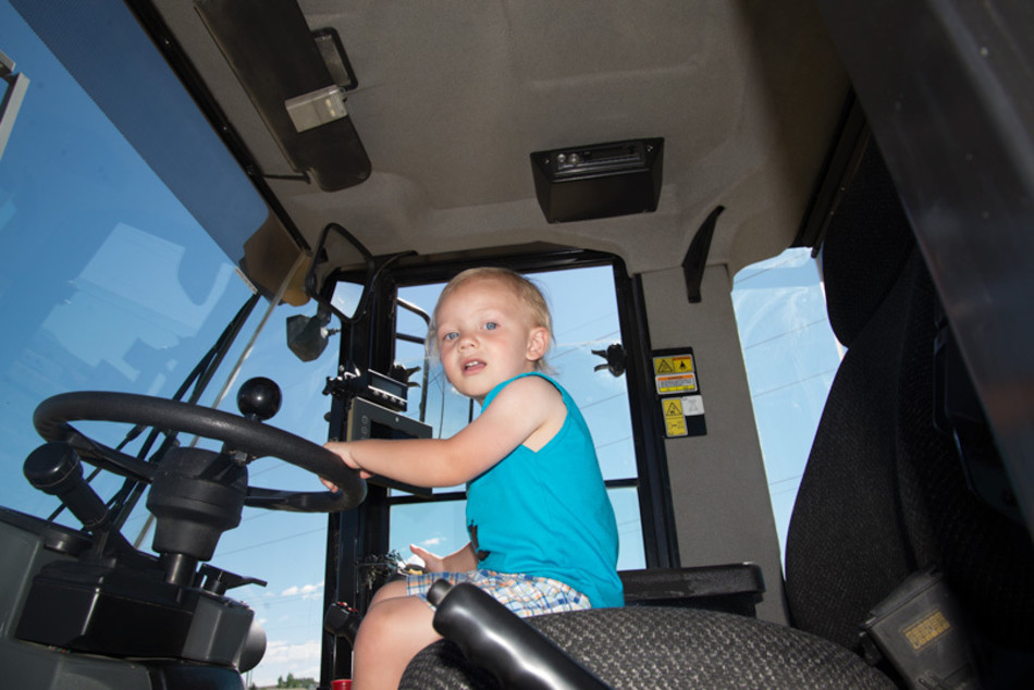 Roll on down to the rec center this Saturday for the annual Touch a Truck event
