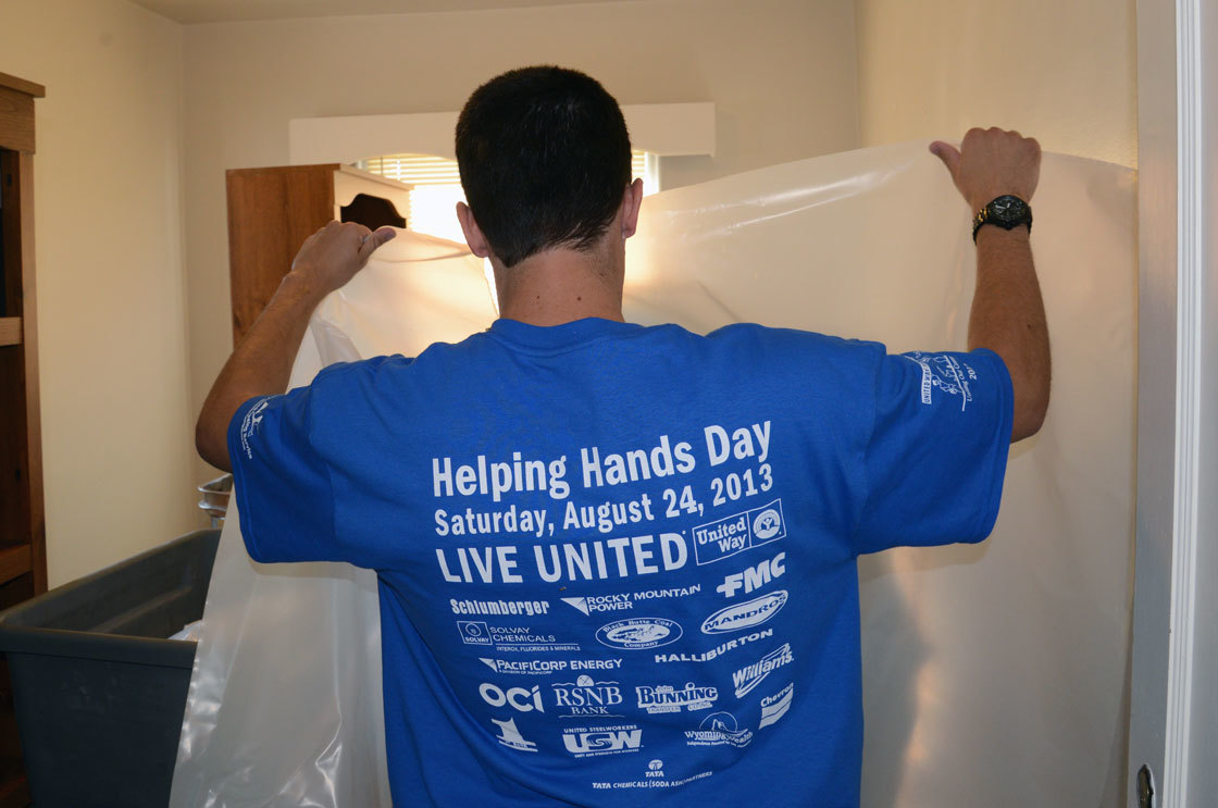 United Way Helping Hands Day benefits community