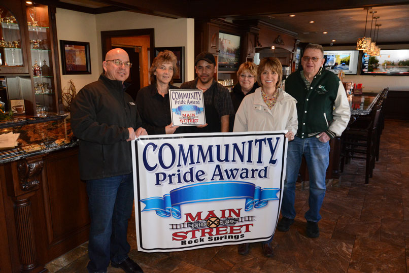 Community Pride Awards presented