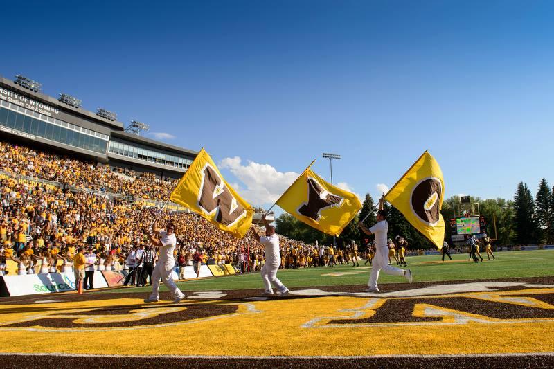 University of Wyoming Athletic News