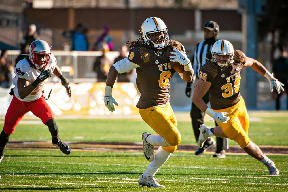 Wyoming Brian Hill Realizes a Dream