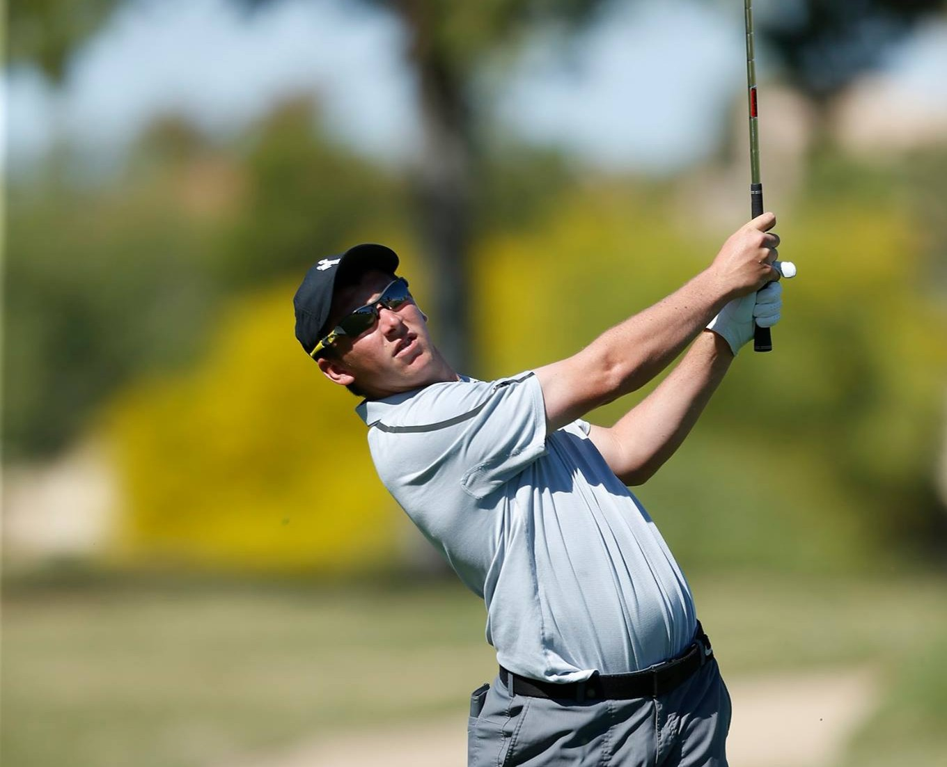 Pokes 11th After First Round at Ram Masters
