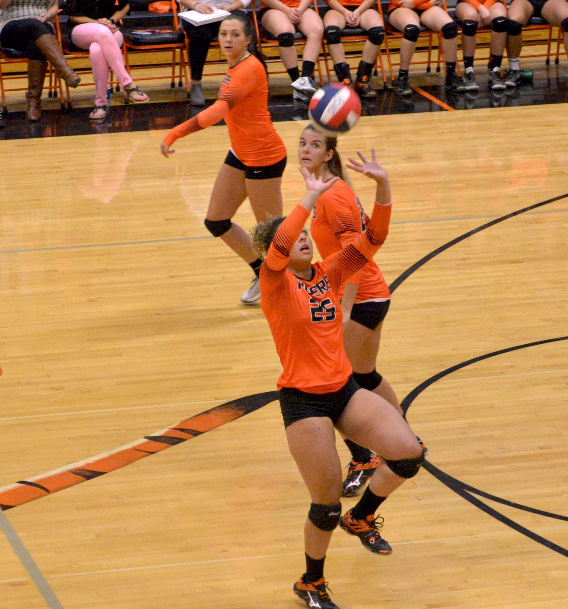 Wyoming High School Volleyball All-Conference Honors