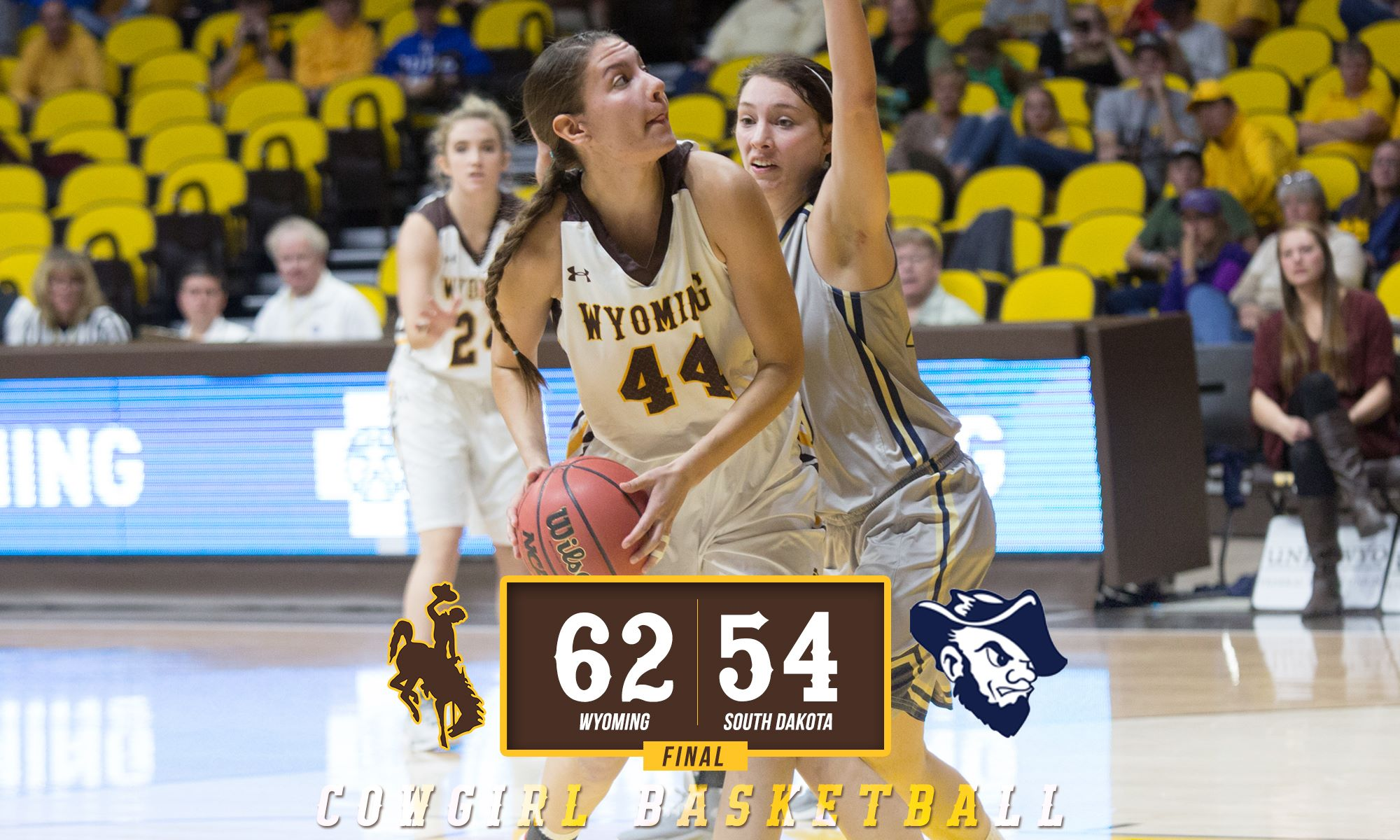 Cowgirl Basketball Opens Exhibition Play With Win