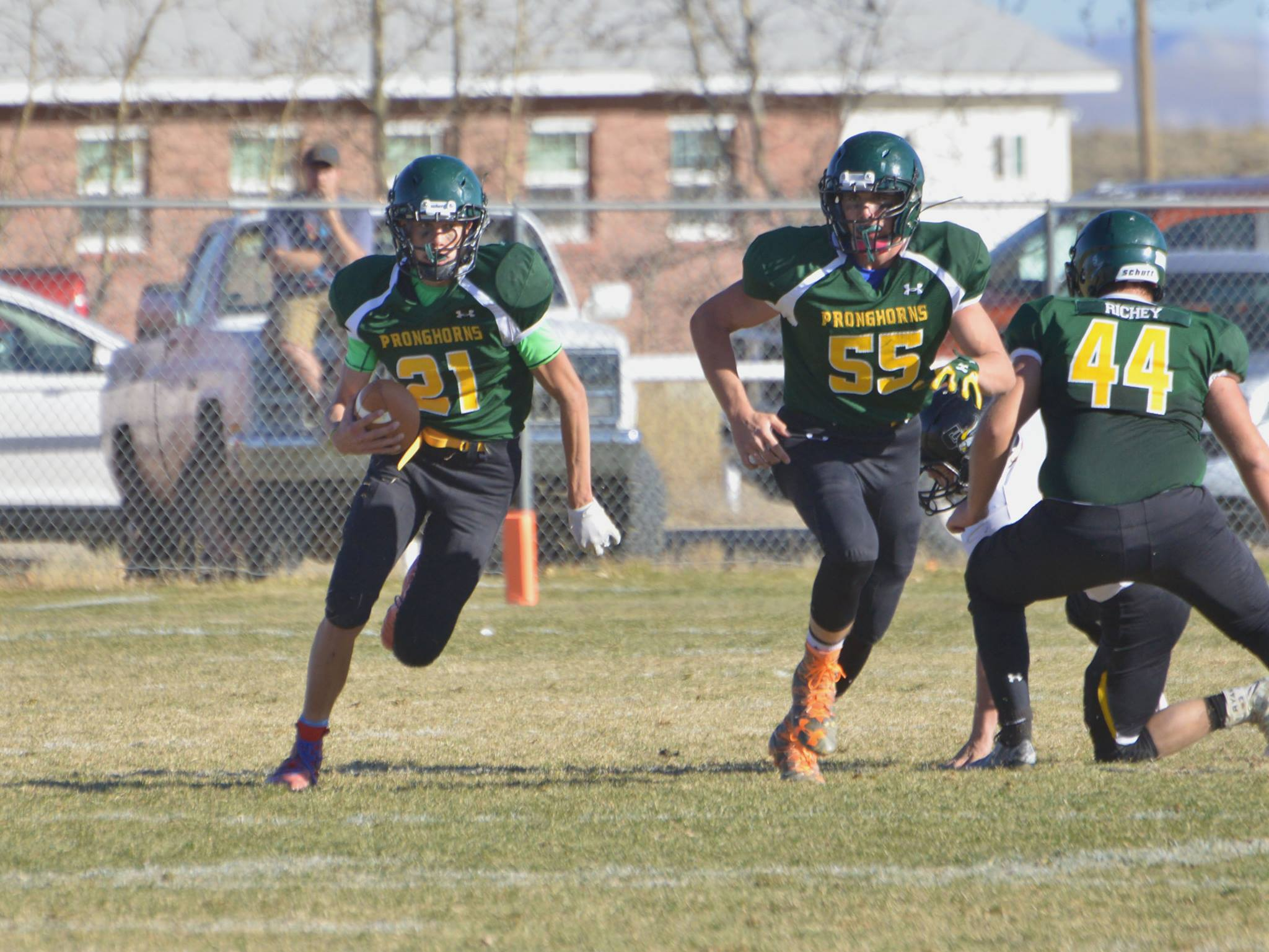 Pronghorns Come Up Just Short in State Championship