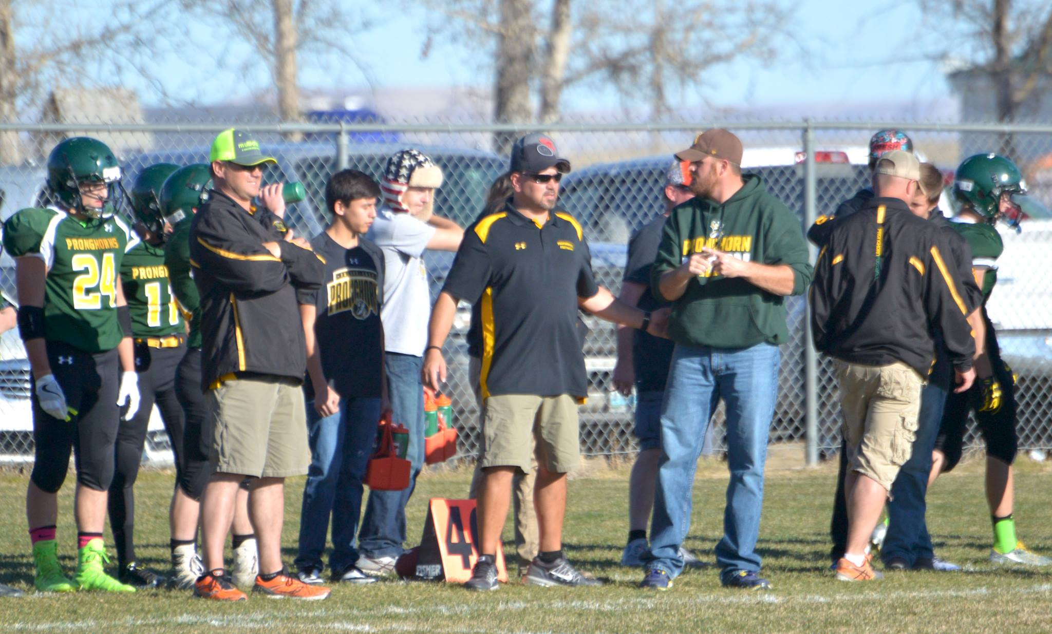 Several Regional Coaches Join 2017 Shrine Bowl