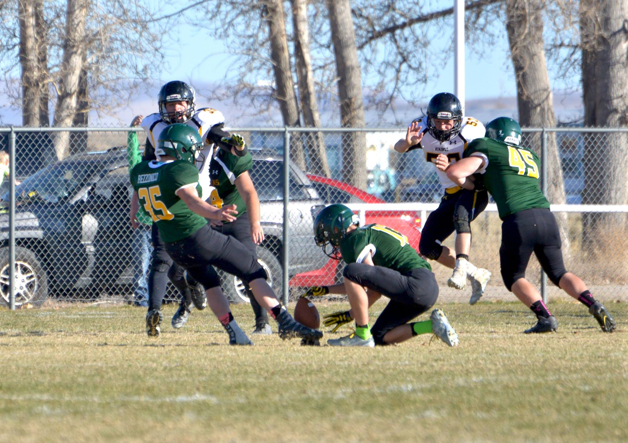 Two Pronghorns Named to Wyoming 6-Man Squad