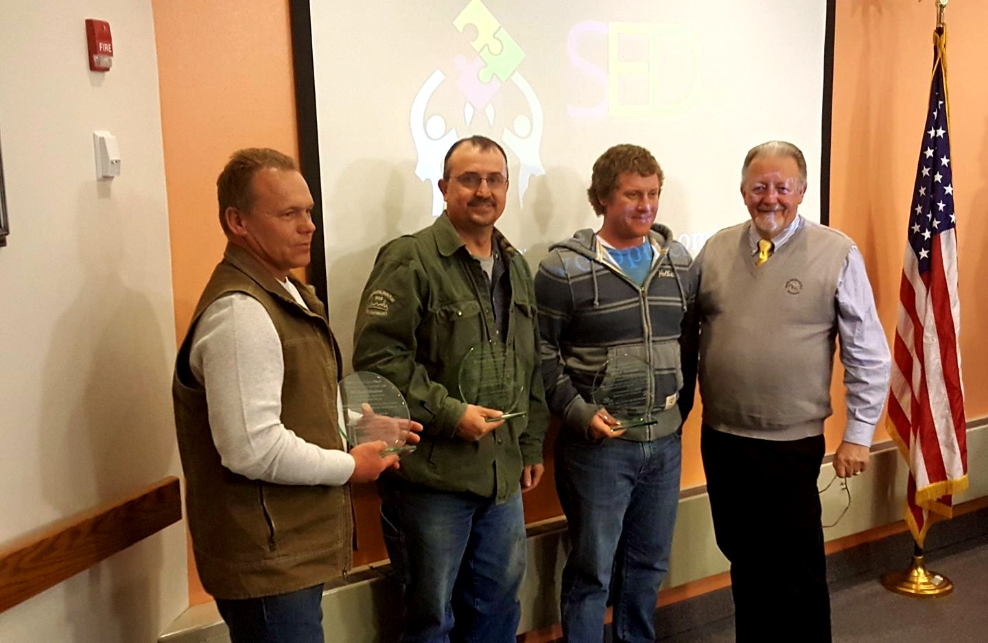 Everyday Heroes Honored by Rock Springs City Council