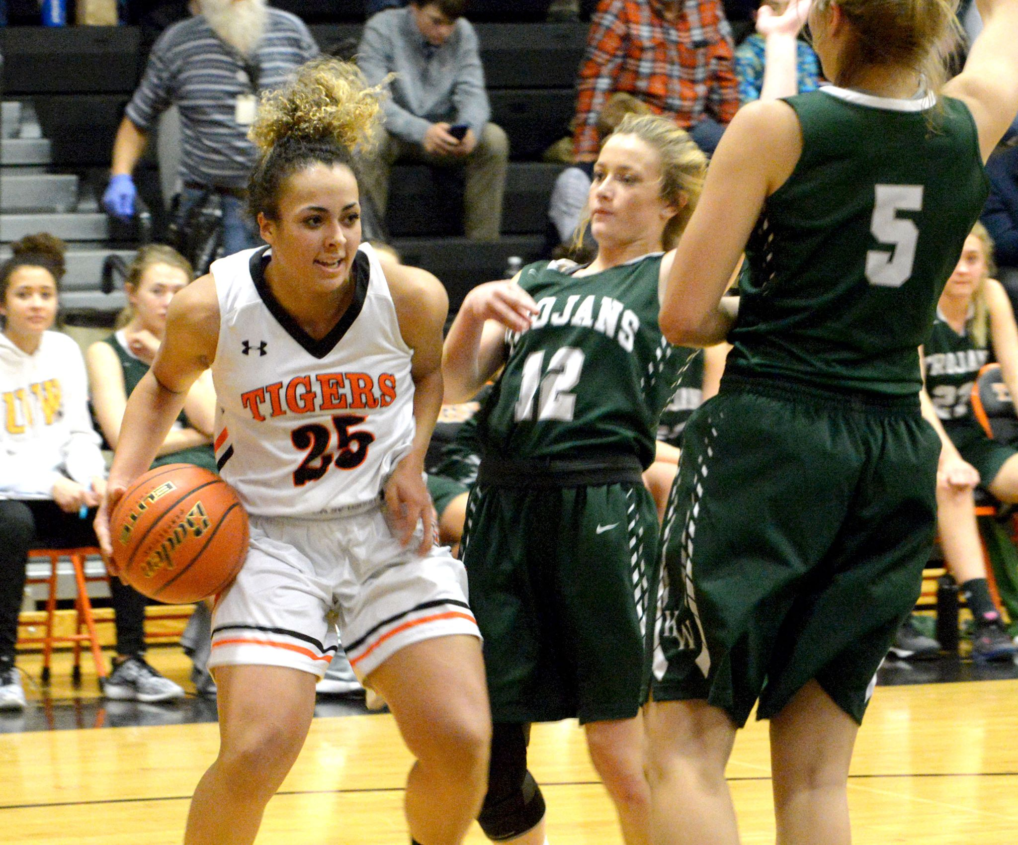 Girls High School Basketball Standings and Weekend Scores