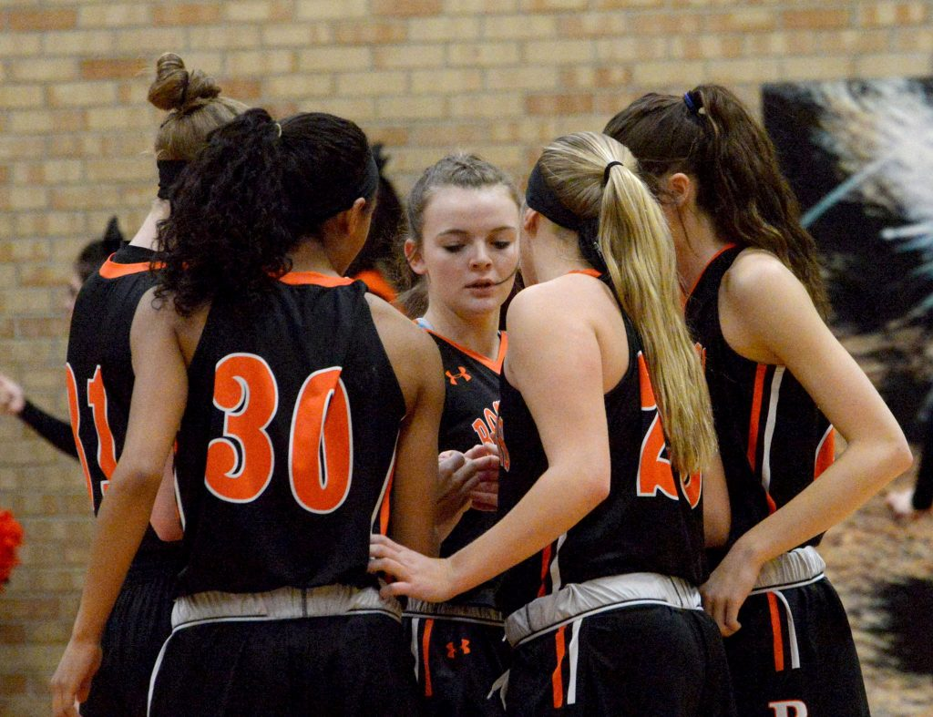 Lady Tigers Run Out of Time