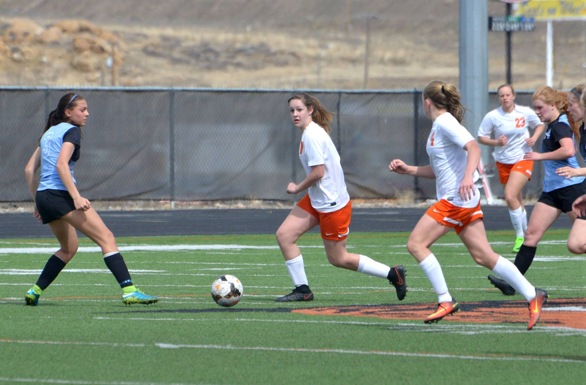 High School Girls Soccer Standings and Upcoming Schedule
