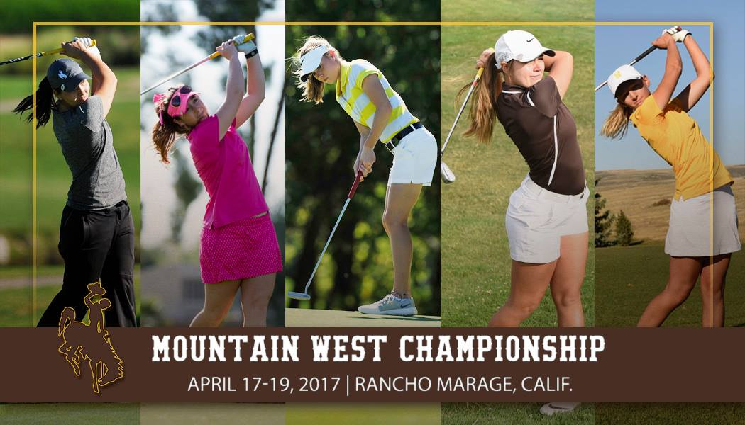 Wyoming Places Seventh at MW Championship