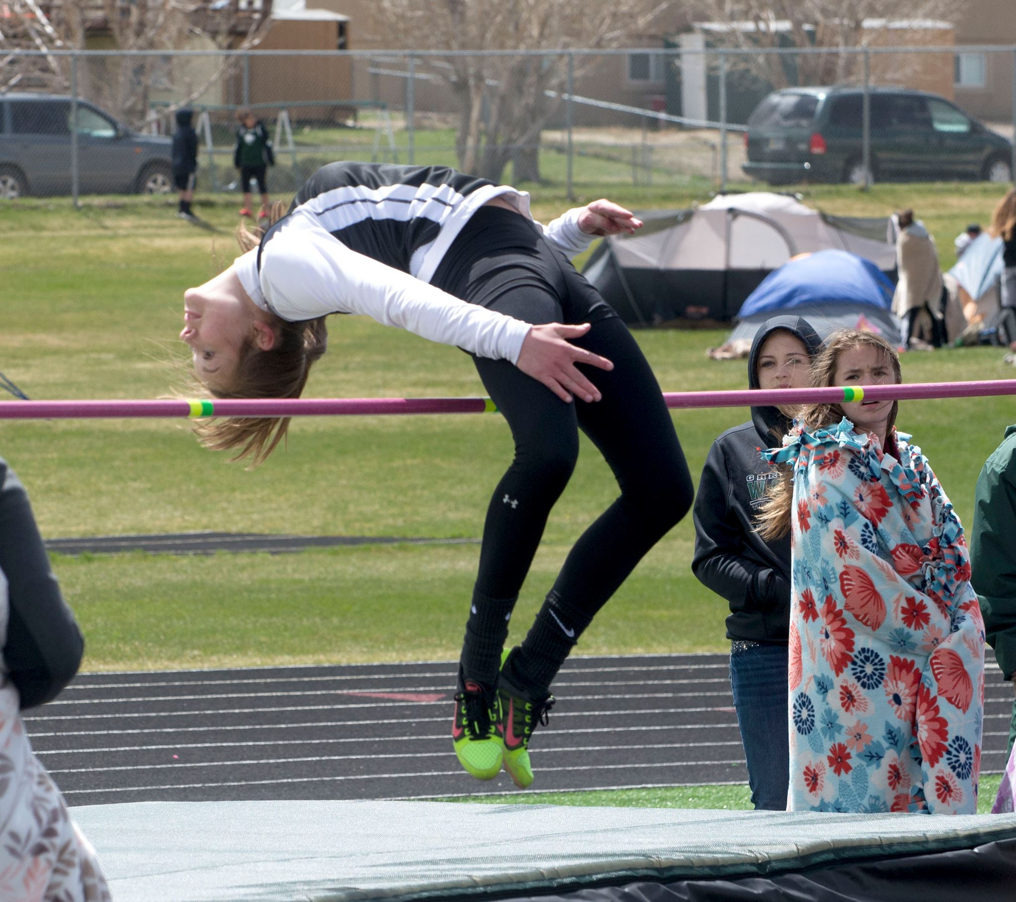 Green River Track and Field Sees Success Over Busy Weekend