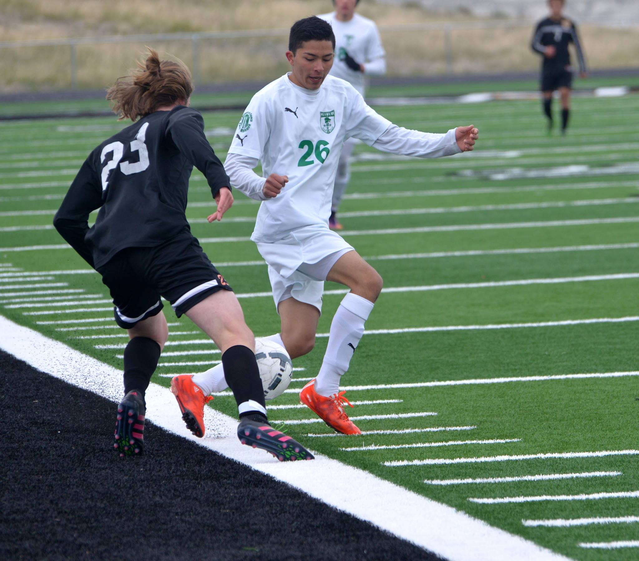 High School Boys Soccer Standings and Upcoming Schedule