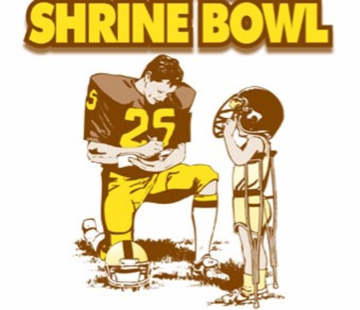 Shrine Bowl Will Feature Several Area Athletes