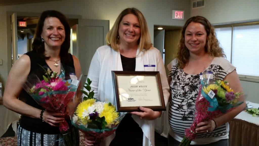Annual Nurse Breakfast Honors Local Nurses
