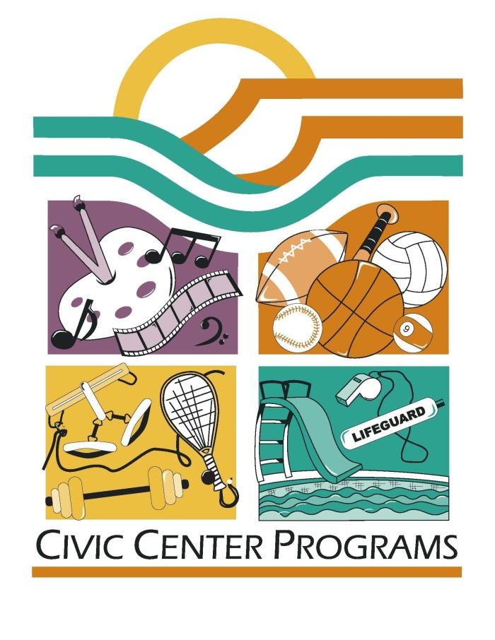 Civic Center Summer Event Schedule & Registration Information