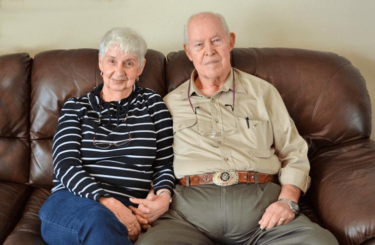 #ShareTheLove: Chuck and Audrey McCormick