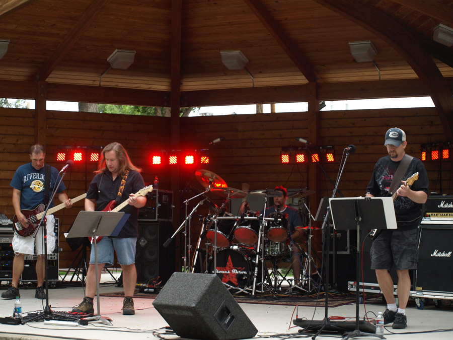 2017 Concerts in the Park Summer Schedule