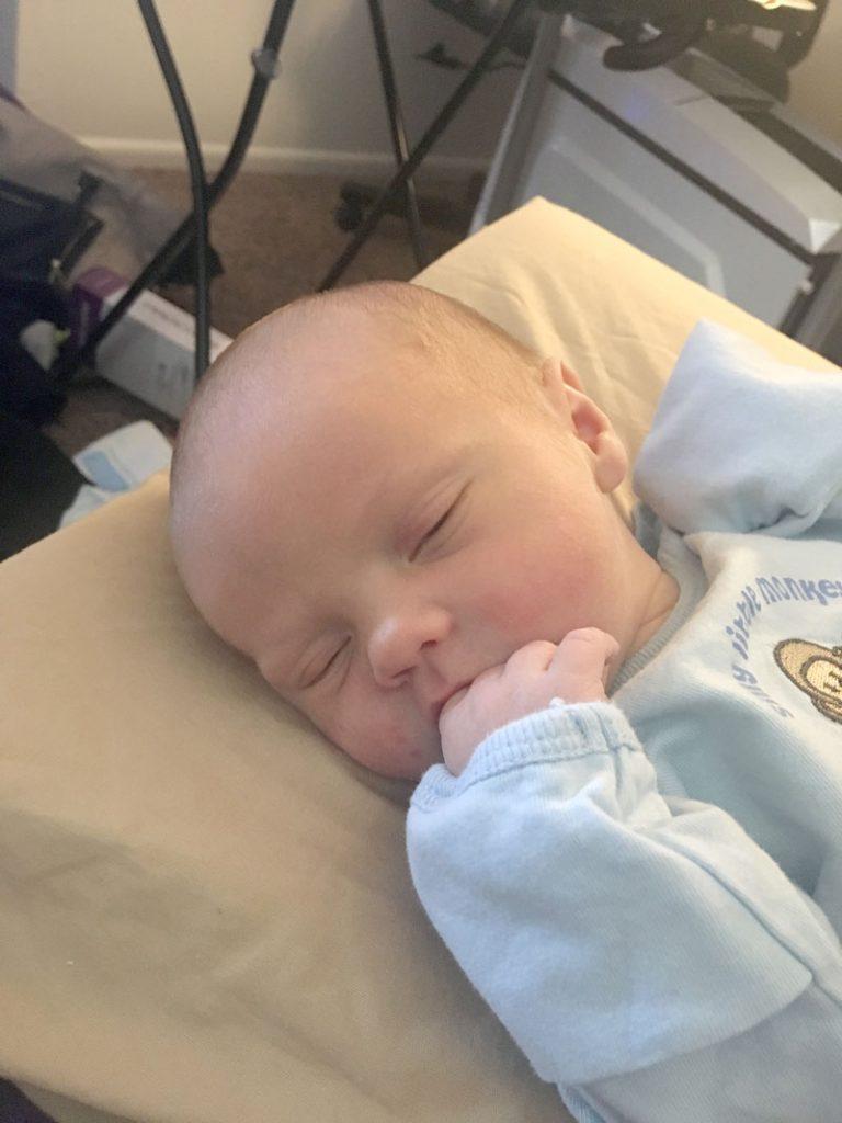 Birth Announcement: Craig James Willis