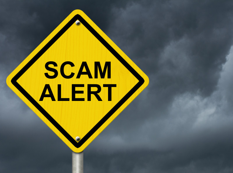 Government Grant Scam Circulating in Sweetwater County