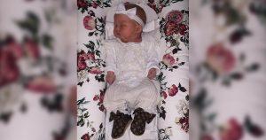 Birth Announcement: Everly Mae Menegassi