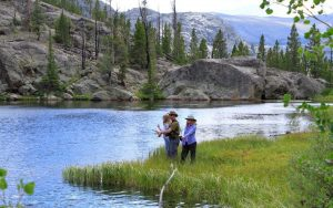 Cheyenne Mayor: Wyoming Sold 153 Non-Resident Fishing Licenses Last Weekend