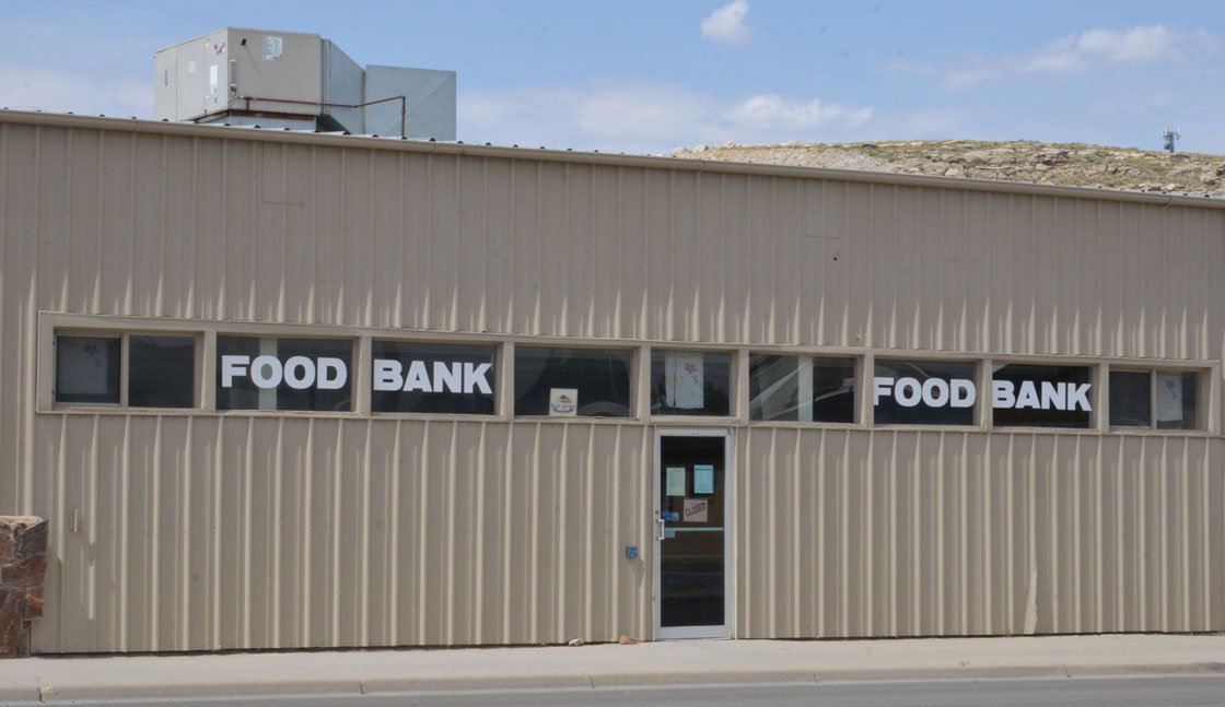 Food Bank of Sweetwater County Begins Annual Hope in the Wintertime Fundraiser