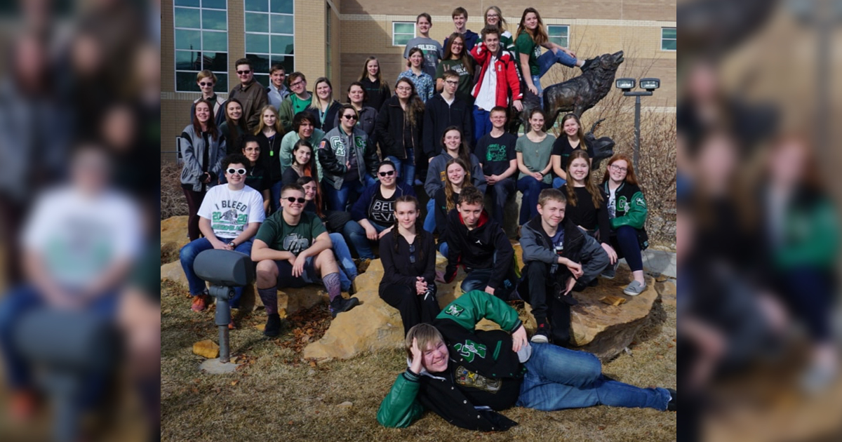 GRHS Speech and Debate Members Have Qualified for Nationals