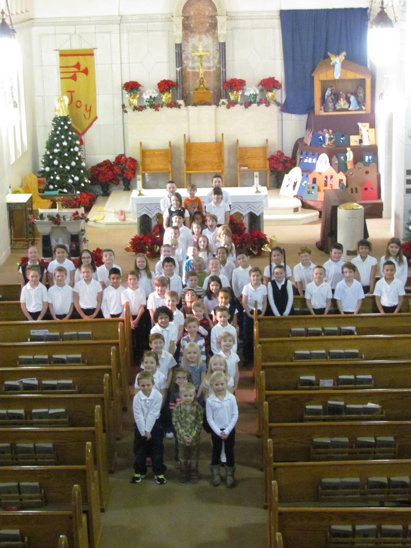 Holy Spirit Catholic School End-of-Summer Registration