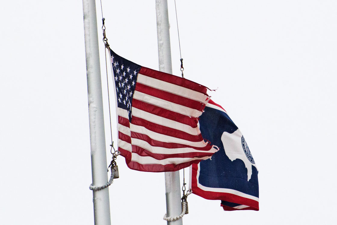 Governor Mead Orders Flags to Fly at Half-Staff for Senator John McCain