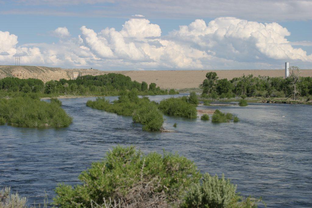 A Big Snowpack means a BIG Green River