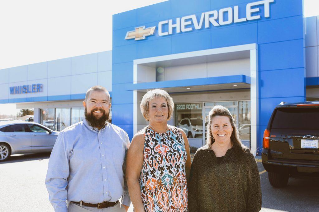 #HOMETOWN HUSTLE: Whisler Chevrolet & Cadillac
