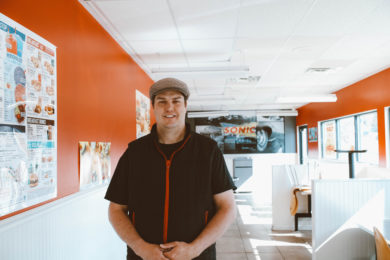 #HOMETOWN HUSTLE: Paul Alvey | Sonic Drive-In