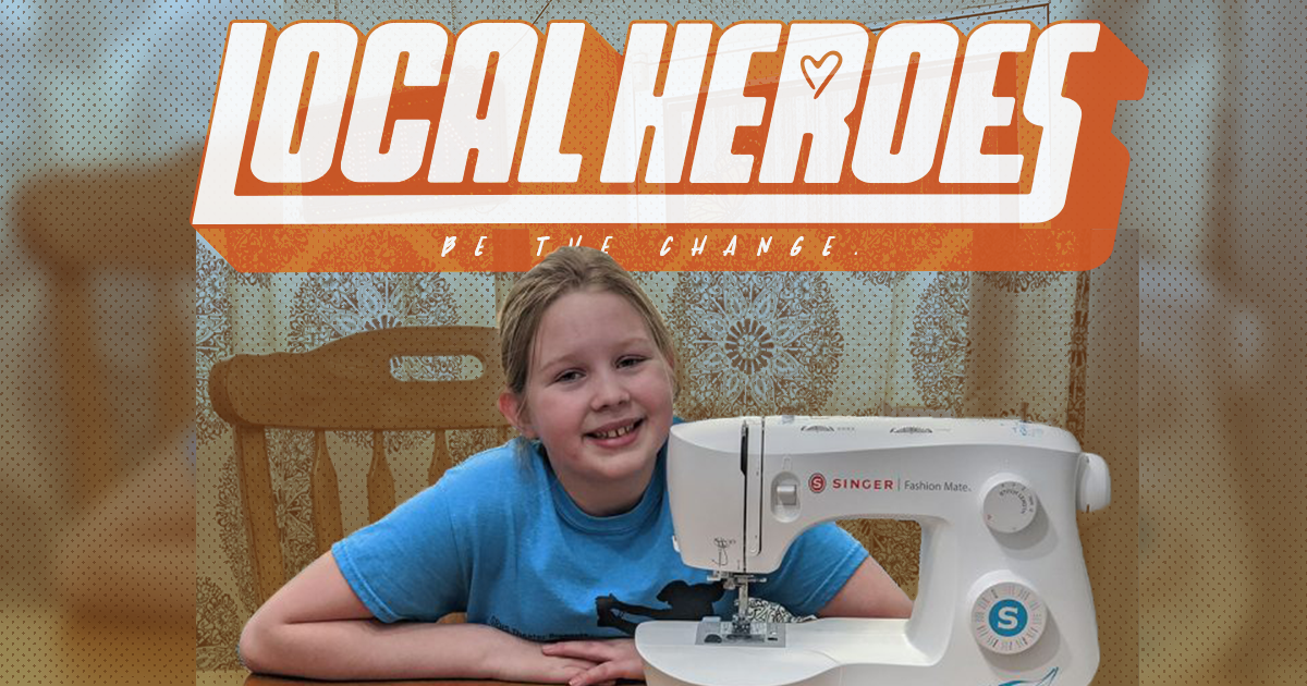 #LOCAL HEROES: Jaedyn Santhuff