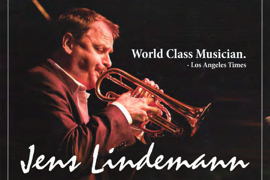 World Class Musician Jens Lindemann to Perform at GRHS
