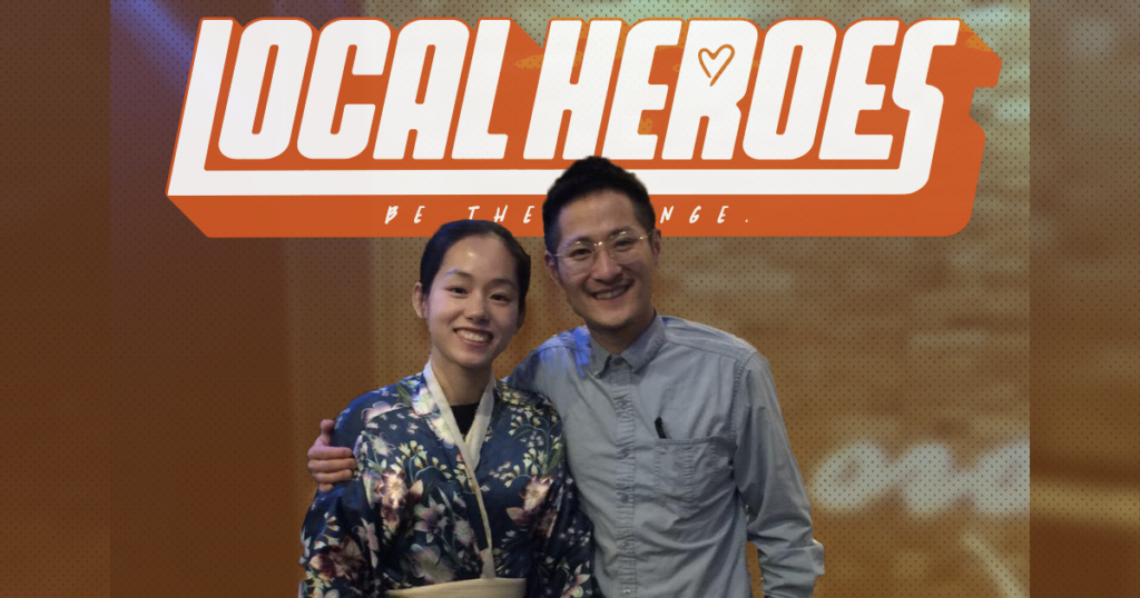 #LOCAL HEROES: Jerry Zhang