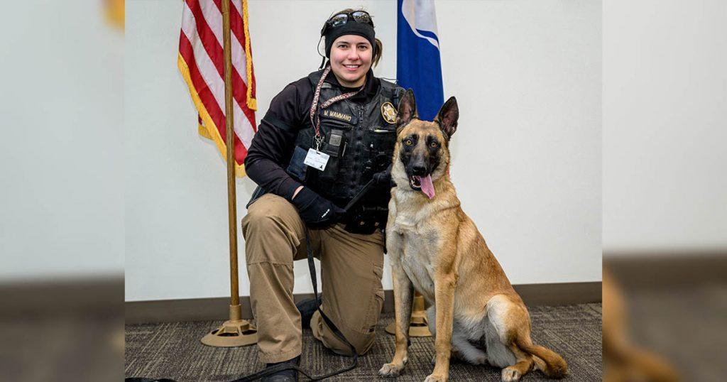 Sweetwater County Sheriff's Office K9 to Receive Body Armor