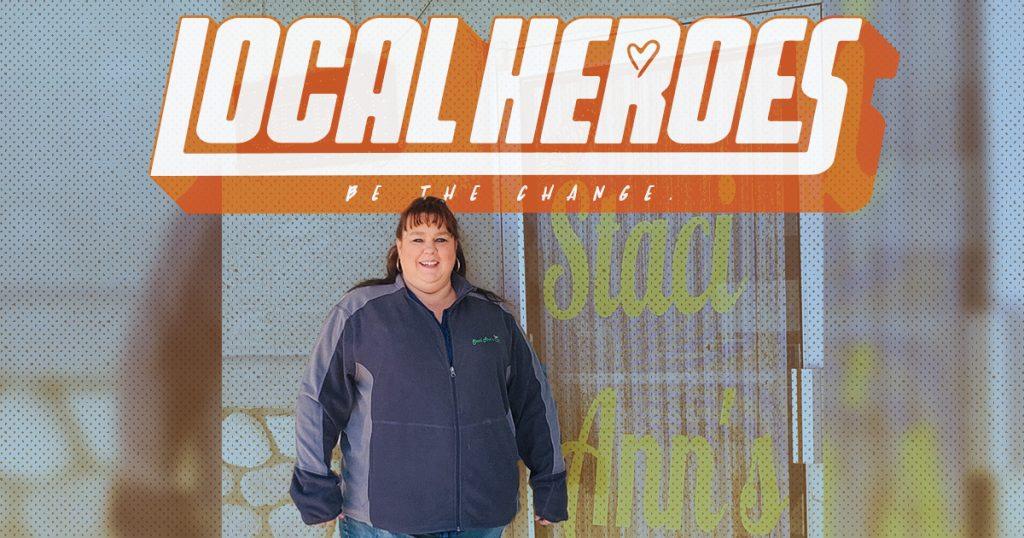 #LOCAL HEROES: Staci Martin