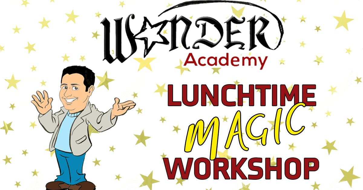 FREE Online Children's Magic Workshop with Wonder Academy